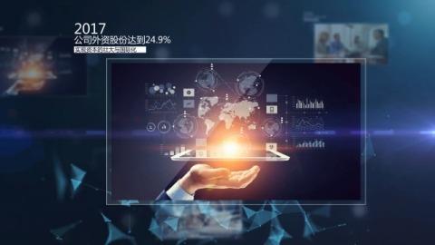 科技版企业发展历程