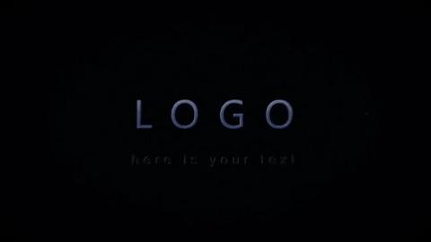 火焰燃烧品牌LOGO展示